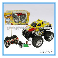 GY93971 Amazing 1:16 scale 7ch rc can swing and erect rotation acrobatics dancing car