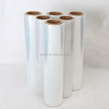 100% virgin lldpe film estensibile manual