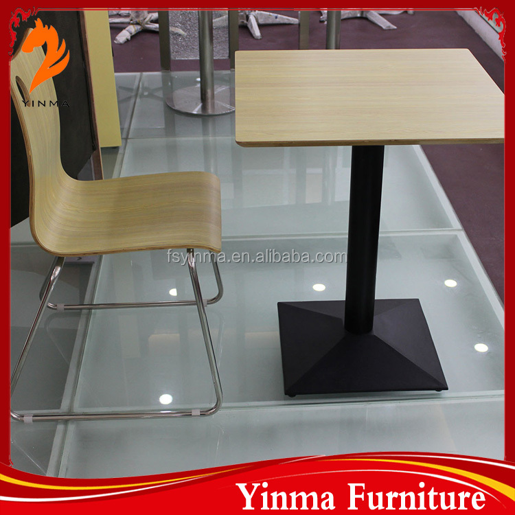 Wholesale Cheap price 4 seater dining table designs