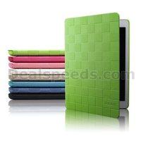 Top Quality Stand Leather Flip Covers for iPad Air 2