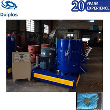 Agglomerator machine for PP PE used plastic film wovenbag