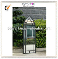 2013 New Frame Hall Decorative Metal Wall Mirror