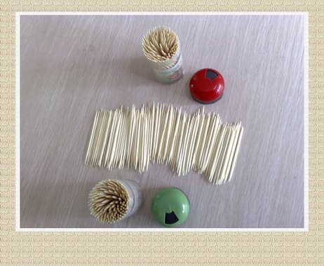 2015 hot sell 150 200pcs bamboo or wooden Toothpick