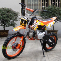 Chinese Fashion Kick Start Motorcycle 110CC Pit Bike 125CC Dirt Bike