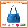2015 new customized blue tyvek tote bag