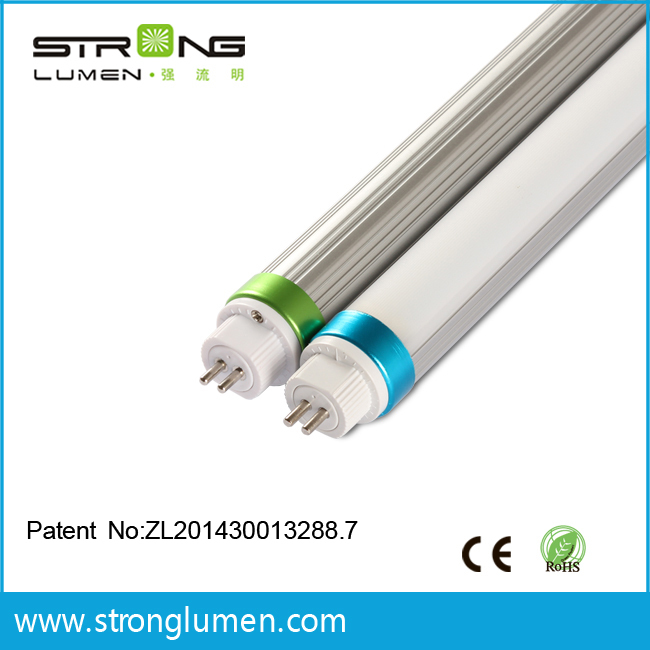 Professional Factory Sale SMD2835 100lm/w led tube light t5 driver inside to replace integrated and Fluorescent tubes