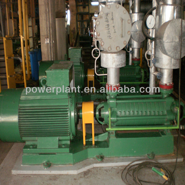 feed water pump of steam boiler power plant