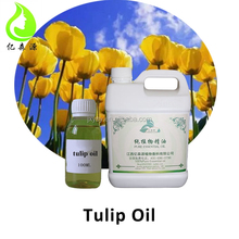 Natural Tulip Flower Oil Pure Essential Oils for Massage Bath Benefits for Prevent skin aging Factory Direct Whoelsale Bulk