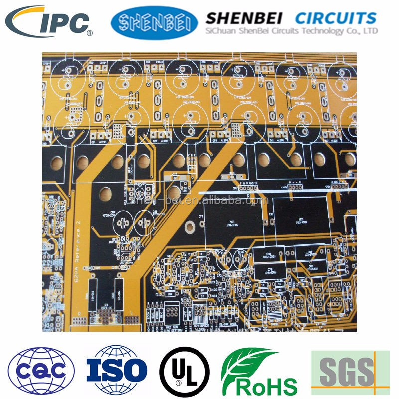 Hot selling factory price fast delivery electronic pcb development solar inverter pcb circuit boards