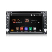 High quality 2din 6.2inch WIFI DVD 3G GPS BT android car audio system
