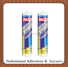 Construction neutral silicone sealant/structural silicone adhesive for insulated glass,marble,granite, aluminium etc