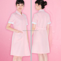 NanoFit Women's Nurse and Beauty Care Uniform Dress ND-6804