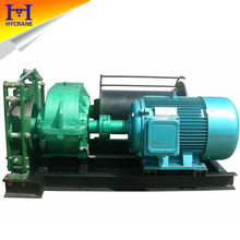 Metal Industry Low Noise Super Power electric winch for tower