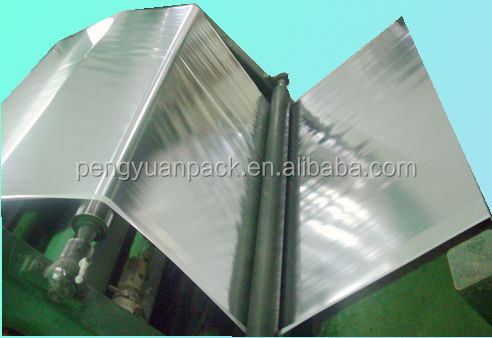 Reflective CPP Laminated PE Film,VMPET