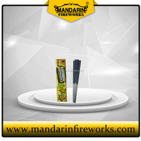 High quality 6 inch sparklers candles for cakes, christmas of fireworks