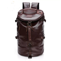 Wholesale Fashion PU Leather Backpack Bag Basketball Backpack Customized Travelling Bag