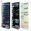 26 Pocket Over the Door Hanging Shoe Organizer