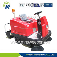 Electric Road Sweeper/Industry Cleaning Machine