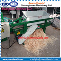 Easy operation dura wood shaving machine used for animal bedding