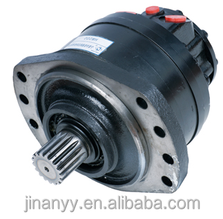 MS Series MS05 MS08 MS11 MS18 MS25 MS35 MS50 MS83 Hydraulic Piston Motor and Parts