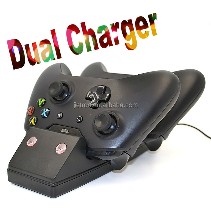 For XBOX ONE Charging Dock with Battery and Cable