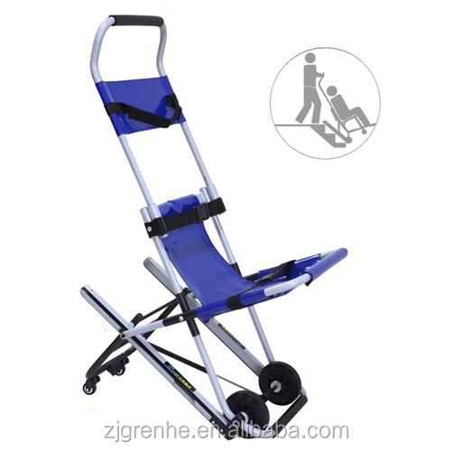 ST72041 Stair stretcher, Stair moving trolley