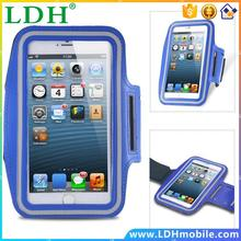 Waterproof Running Armband Leather Case For iphone 6 Plus 5.5inch Cell Mobile Phone Arm Bag Band GYM Fashion FET04371