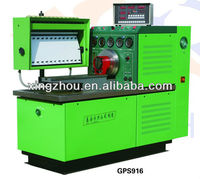 diesel fuel injection pump test bench/stand/bank---GPS916 with digital display, temperature controlling system,CE certificate