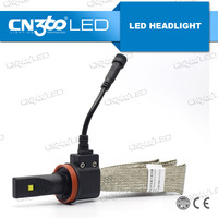 China top ten selling products IP65 2500LM 20W h11 led headlight kit