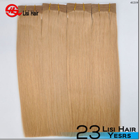 100% Remy Double Drawn Brazilian Human Hair Extensions virgin thailand hair weave