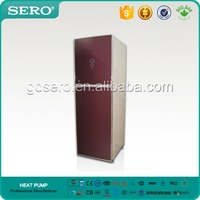 Reliable 7KW DC Inverter Ground Source Heat Pump,Monobloc Build in Water Tank With Electrical Heater,Heating & Cooling