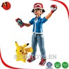 Custom your own one piece oem pokemon go resin paint action figure