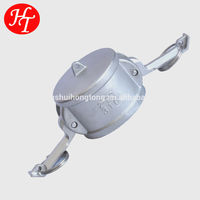 stainless steel quick coupling sanitari camlock connector pipe fitting list