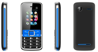 Cheapest China Mobile Phone 1.8inch F5 Spreadtrum 6531 GPRS Dual Standby GSM 850/900/1800/1900 MHz Support Twitter Yahoo