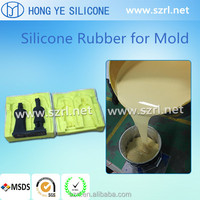 Liquid RTV Silicone Rubber For Rapid Prototying Mold Making