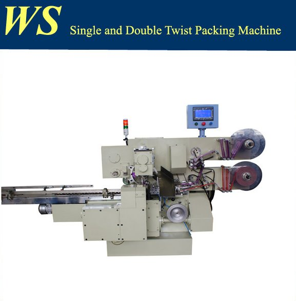 High Speed Single Twist Chocolate/Candy Packing Machine