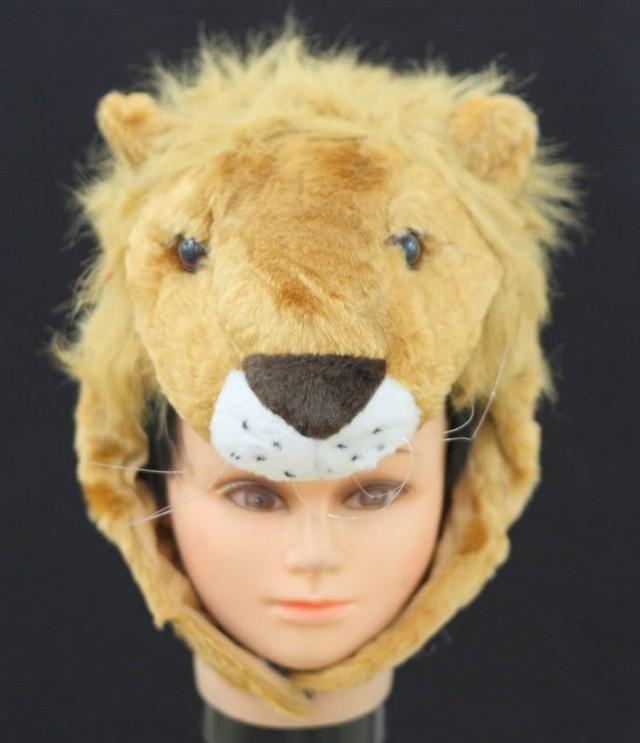 lion hat 3