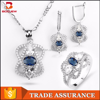 fashion wedding souvenirs jewelry settings and mountings sterling silver cabochon setting