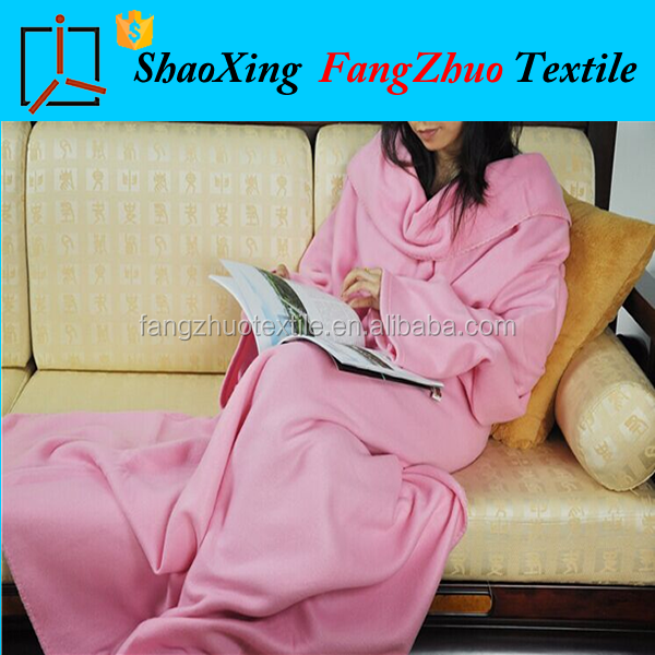warm coral fleece blanket adults/child TV blanket