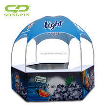 Multifunctional Trade Show Display Dome Tent Promotion Dome Kiosk