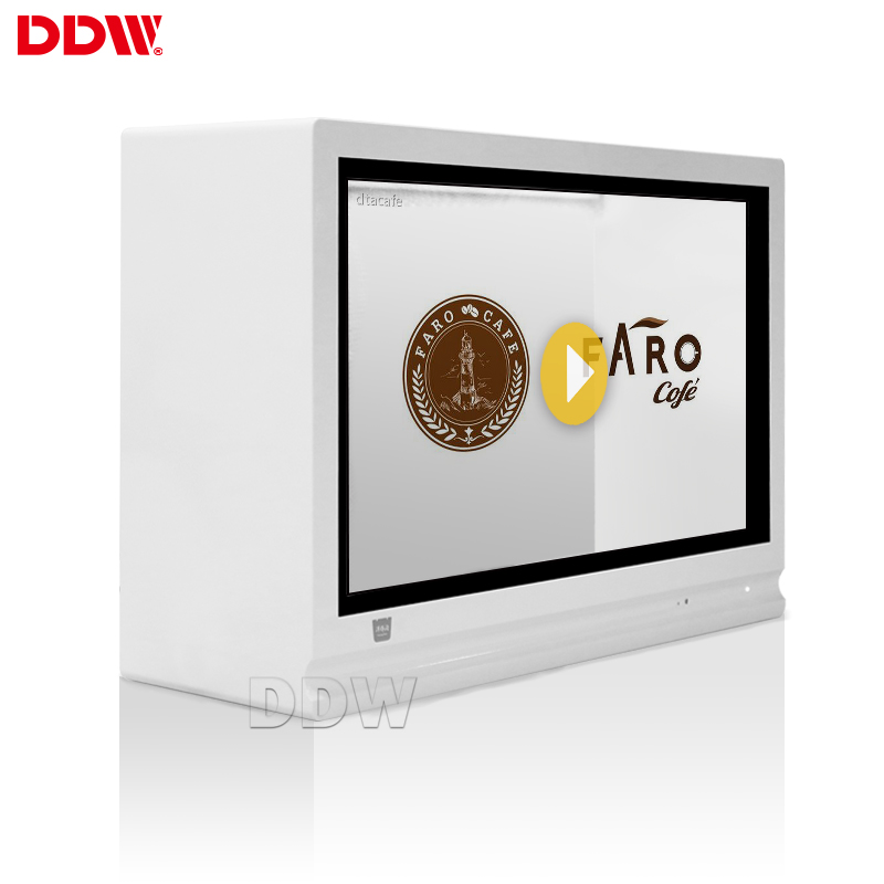 Alibaba America 32 inch wifi touch screen hd media player digital signage advertising kiosk