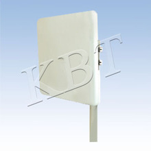 2300-2700MHz LTE 19dBi 2x2 MIMO Dual Polarized Broadband Directional Panel Antenna