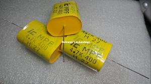 ic MPF 4.7uf/400v (4700nf 4u7f 475) new film capacitors axial
