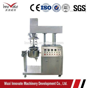New brand 2017 Raw meterial homogenizer disperser high quality