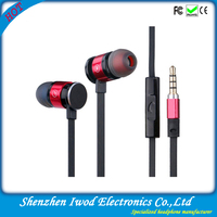 Stylish hot selling new products 2014 earphone case HI-FI super bass stereo sound