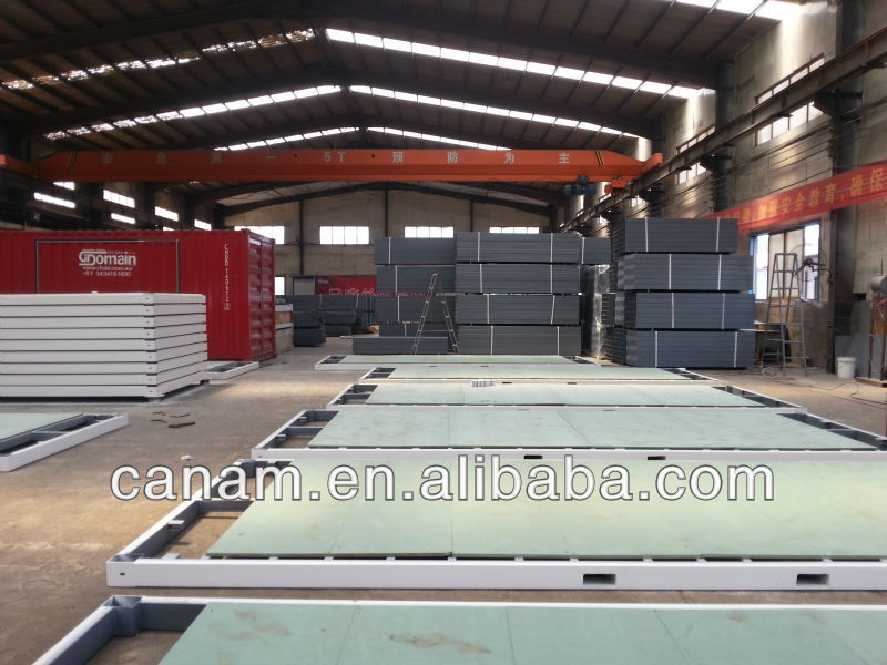 20ft modern container house, container homes china