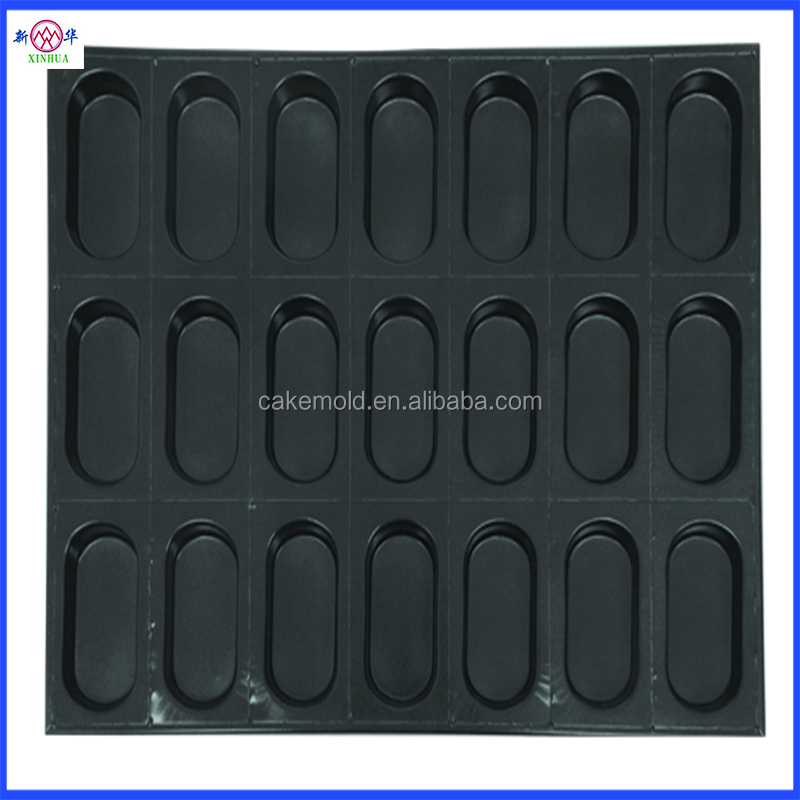 baking tray!! burger buns/ aluminium bakeware tray/ Perforated/ cake baking pan