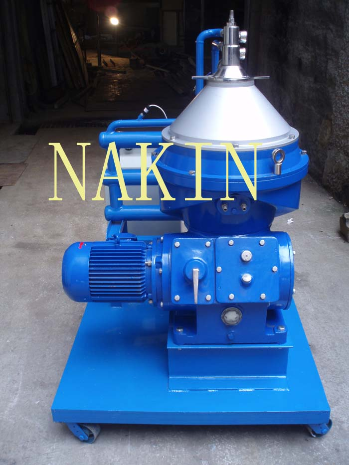 Marine Heavy Fuel Oil Purification Machine,Centrifugal Waste Oil Separator