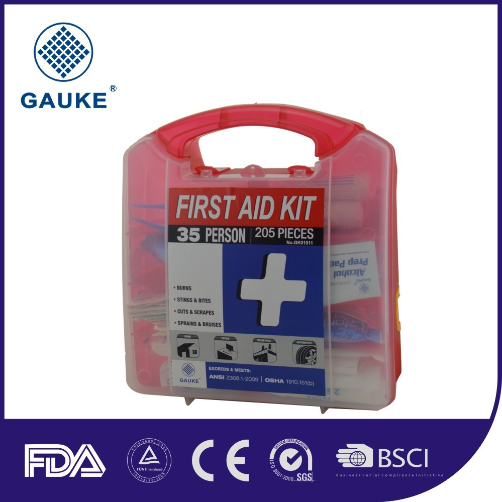 wholesale cheap first aid kit with CE ISO for all purposes