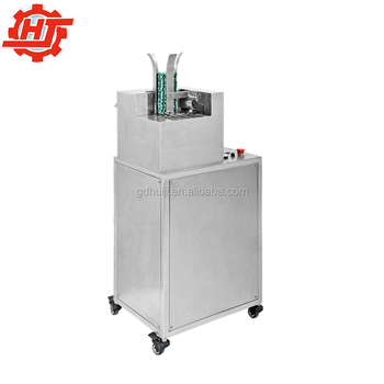 PY-85 Deblister & Retrieving Machine deblister capsule open and taking machine